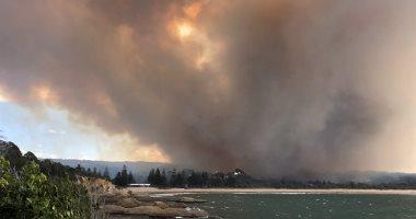السلطات الألمانية تعلن نشر آلاف المتخصصين لمواجهة حرائق الغابات