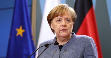 الحكومة الألمانية: ميركل وأردوغان بحثا الوضع فى سوريا خلال اتصال هاتفى