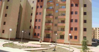 تعرف على أعمال إنشاء المرحلة الثالثة لمشروع الإسكان الاجتماعى ببنى سويف