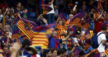 إقبال ضعيف من جماهير برشلونة على تذاكر نهائى الكأس بسبب 30 يورو
