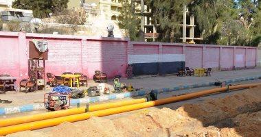 رئيس جهاز مدينة الصالحية الجديدة: بدء توصيل الغاز الطبيعى للمدينة