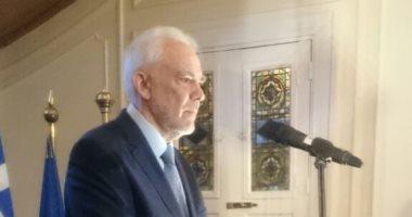 ماذا قال سفير اليونان بالقاهرة عن الاكتشافات الأثرية وافتتاح المتاحف بمصر