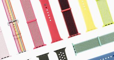 أبل تكشف عن مجموعة جديد من السوارات لساعاتها الذكية Apple Watch -