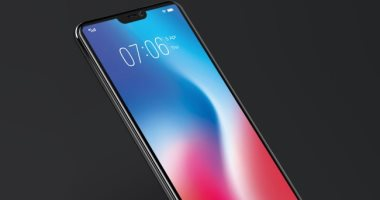 فيفو تكشف عن هاتفها Vivo V9 شبيه ايفون X بمواصفات متوسطة -
