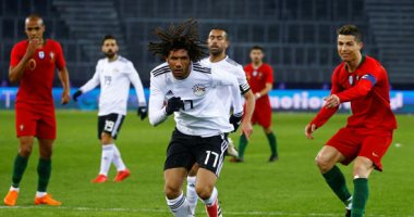 فيديو.. الحكم يلغى هدفا للبرتغال أمام مصر فى الدقيقة 41