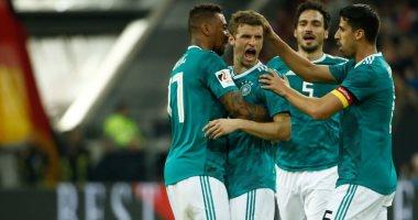 التشكيل الرسمى لمنتخب ألمانيا ضد إستونيا بتصفيات يورو 2020