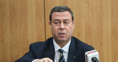 سفير فلسطين بالقاهرة دياب اللوح