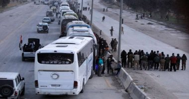 """المعارضة السورية تعلن عن اتفاق مصالحة مع روسيا فى """"بلدة الضمير"""" بريف دمشق"""