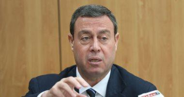 سفير فلسطين يدين الهجوم الإرهابى فى الشيخ زويد