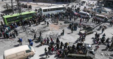 بدء تنفيذ اتفاق إخراج مسلحى بلدات يلدا وببيلا وبيت سحم إلى شمال سوريا