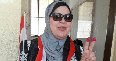 """النائبة مايسة عطوة مطالبة بتكريم محمد صلاح تحت قبة البرلمان: """"أيقونة مصرية"""""""