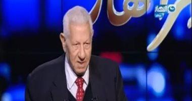 جلسة لوزير الرياضة ومكرم محمد أحمد قبل تدشين مدونة السلوك بالإعلام الرياضى