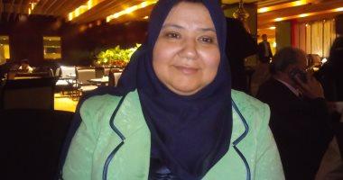 الدكتورة جيهان العسال نائب رئيس اللجنة العلمية لمكافحة فيروس كورونا