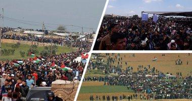 فتح: مسيرة العودة أثبتت قدرة الفلسطينيين على إفشال كل المخططات ضد قضيتهم