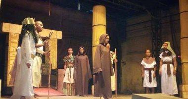 ثلاثة عروض تقدمها نوادى المسرح فى فرع ثقافة أسوان