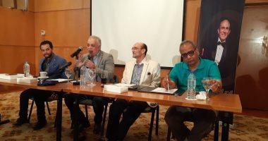فيديو وصور.. محمد صبحى: اختفاء المسرح يسبب أمراضا اجتماعية