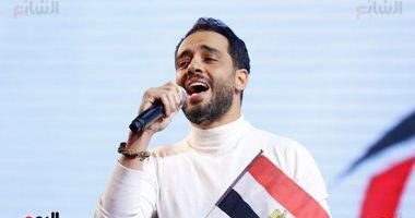 """فيديو.. رامى جمال يطرح كليب """"مفيش منها"""" من ألبومه الجديد """"ليالينا"""""""