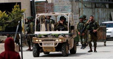 اصابة فلسطينيين اثنين خلال مواجهات مع قوات الاحتلال الإسرائيلى شرق نابلس