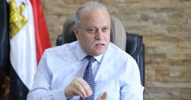 الدكتور علاء الدين فهمى رئيس الشركة القابضة للصناعات الغذائية