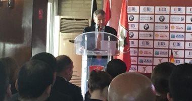 سفير ألمانيا: الزيادة السكانية الخطر الأكبر على مصر