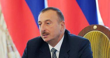 رئيس أذربيجان يعلن استعداد بلاده للاتفاق على وقف إطلاق النار فى قره باخ