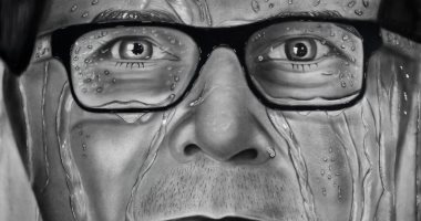 قارئ يشارك بموهبته فى الرسم عبر خدمة صحافة المواطن