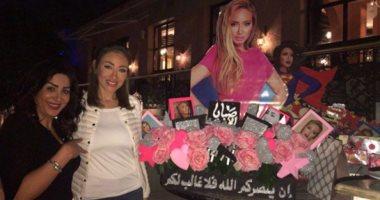 """نجمات الفن لـ """"ريهام سعيد"""" فى عيد ميلادها: """"إن ينصركم الله فلا غالب لكم"""""""