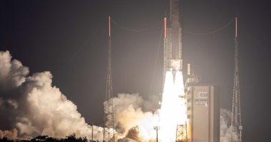 """""""سبيس إكس"""" تطلق صاروخا جديدا معدا لنقل مركبات مأهولة مستقبلا"""