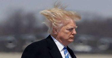 ترامب متباهيا امام أنصاره في ولاية نورث كارولينا: شعر رأسى الأفضل بكثير
