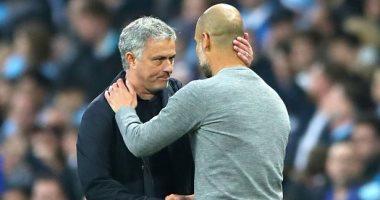 مورينيو يتحدث عن ديربى مانشستر سيتى ضد مان يونايتد