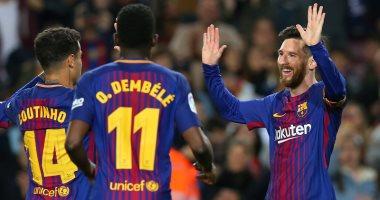 موعد مباراة برشلونة وسيلتا فيجو بالدورى الإسبانى والقناة الناقلة