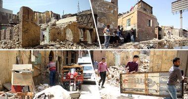 """محافظة القاهرة: أعمال هدم """"مثلث ماسبيرو"""" تجاوزت الـ80% والانتهاء أخر أبريل"""