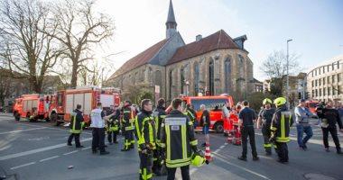الشرطة الألمانية تخلى 3 محاكم فى 3 مدن بعد إنذار بوجود قنابل