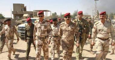 العراق وبريطانيا يبحثان تعزيز التعاون العسكرى