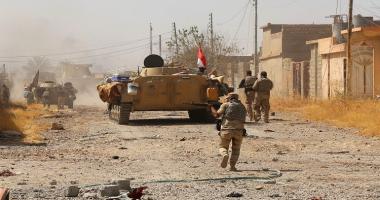 مقتل 6 عناصر من داعش فى عمليات متفرقة للجيش العراقى