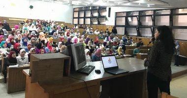 """مستشفى 57357 تطلق حملتها """"بيت بدون سرطان """"بجامعة إسكندرية"""