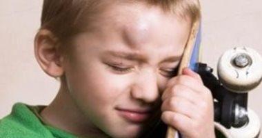 متتخضيش.. 3 علامات أمان تطمنك على سلامة طفلك لو راسه اتخبطت
