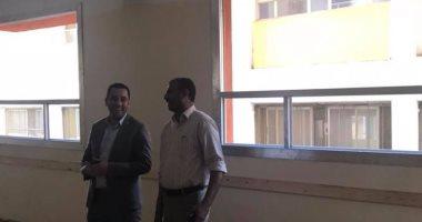 النائب أحمد على: نعمل على تقليل كثافة طلاب الفصول بالمرج
