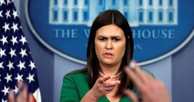 """متحدثة البيت الأبيض مهاجمة """"النواب الأمريكى"""": لم ينجز المهام التشريعية الموكلة إليه"""