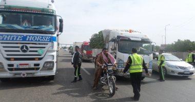 رادارات بالطرق المؤدية للإقليمى لمنع السرعات للحد من الحوادث