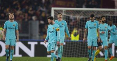 برشلونة يظهر لأول مرة بعد صدمة دورى الأبطال أمام فالنسيا