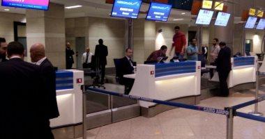 سلطات المطار تضبط 25 هاربا من تنفيذ أحكام قضائية