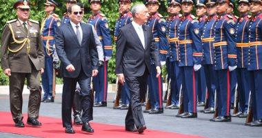 أول قمة مصرية برتغالية فى القاهرة منذ 25 عاماً