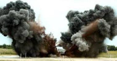 قتلى وجرحى فى انفجار سيارتين مفخختين بمدينة دوما السورية