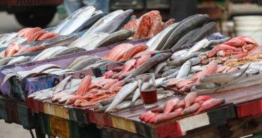 أسعار السمك اليوم السبت 20-7-2019 بسوق العبور -