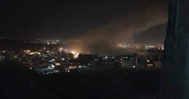 فيديو.. الجيش السورى: تعرضنا لعدوان ثلاثى بإطلاق 110 صواريخ