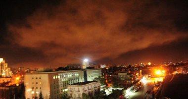 موسكو:اعتراض 71 صاروخا فى الضربات على سوريا ونسلم دمشق صواريخ s300
