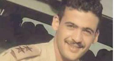 """تشييع جثمان الشهيد """"خالد سليمان"""" بمسقط رأسه بالشرقية"""