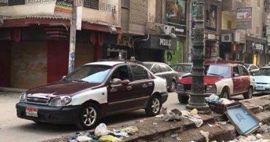 صور.. اضبط مخالفة.. انتشار القمامة بشارع طلبة عويضة بمدينة الزقازيق