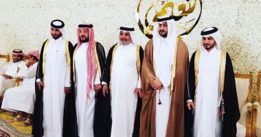 أخطر إرهابى قطرى يحتفل بزفاف نجله وصحف الدوحة تحتفى بالزواج